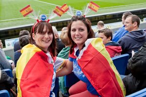 Bolton Wanderers - 21-09-2013 (Spanish Day!)