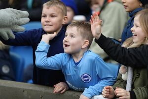 Brighton and Hove Albion v Bournemouth Premier League 01JAN18