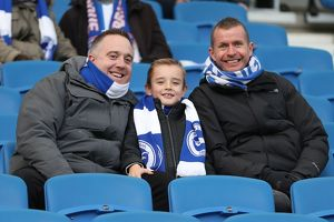 Brighton and Hove Albion v Burnley Premier League 16DEC17