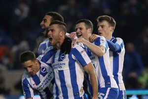 Brighton and Hove Albion v Cardiff City EFL Sky Bet Championship 24JAN17