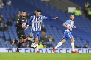 Brighton and Hove Albion v Crystal Palace FA Cup 3rd Round 08JAN18
