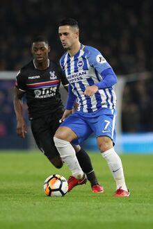 season 2017 18/matches crystal palace 08jan18/brighton hove albion v crystal palace fa cup 3rd