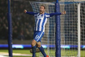 Brighton and Hove Albion v Derby County EFL Sky Bet Championship 10MAR17
