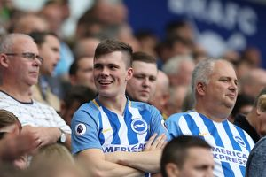 Brighton and Hove Albion v Everton Premier League 15OCT17