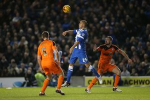 Brighton and Hove Albion v Ipswich Town Sky Bet Championship 29/12/2015