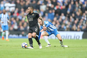 Brighton and Hove Albion v Leicester City Premier League 31MAR18