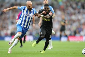Brighton and Hove Albion v Newcastle United Premier League 24SEP17