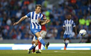 Brighton and Hove Albion v Nottingham Forest Sky Bet Championship 07/08/2015