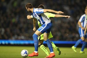 Brighton and Hove Albion v Reading EFL Cup 3rd Round 20SEP16