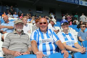 Brighton and Hove Albion v Sevilla FC Pre-season friendly 02/08/2015
