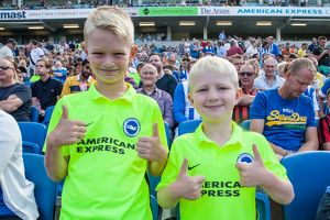 Brighton and Hove Albion v Sevilla Pre-Season Friendly 2/08/2015