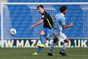 Brighton and Hove Albion v SS Lazio Pre-season friendly 31JUL16