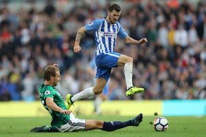 Brighton and Hove Albion v West Bromwich Albion Premier League 09SEP17