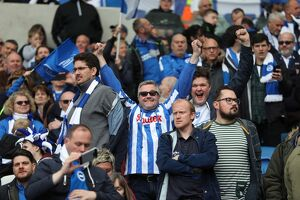 Brighton and Hove Albion v Wigan Athletic EFL Sky Bet Championship 17APR17