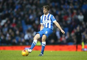 Brighton and Hove Albion v Wolverhampton Wanderers Sky Bet Championship 01/01/2016