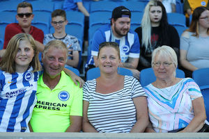 Brighton v Nantes Pre-Season Friendly 03AUG18