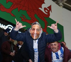 Cardiff City v Brighton and Hove Albion