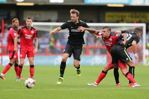 Crawley Town v Brighton and Hove Albion Pre-season friendly 16JUL16