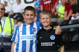 Derby County v Brighton and Hove Albion EFL Sky Bet Championship 06AUG16