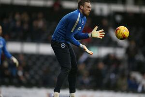 Derby County v Brighton and Hove Albion Sky Bet Championship 12/12/2015