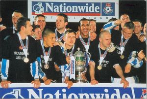 Division 3 Winners - 2001
