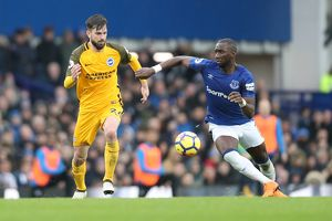 Everton v Brighton and Hove Albion Premier League 10MAR18