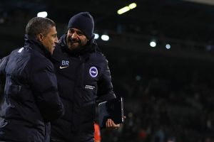 Fulham v Brighton and Hove Albion EFL Sky Bet Championship 02JAN17