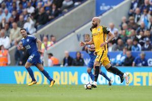 Leicester City v Brighton and Hove Albion Premier League 19AUG17