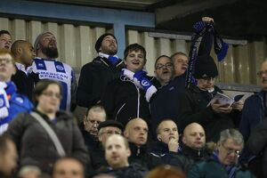Millwall v Brighton and Hove Albion