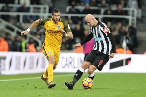 Newcastle United v Brighton and Hove Albion Premier League 30DEC17