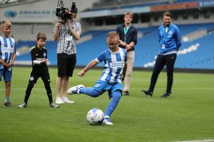 Open Training Session Young Seagulls 29JUL16