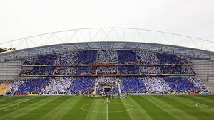 <b>The Amex Stadium</b><br>Selection of 72 items