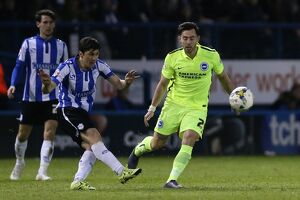 Sheffield Wednesday v Brighton and Hove Albion Sky Bet Championship Play Off First