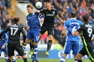 Sheffield Wednesday v Brighton and Hove Albion Sky Bet Championship 01/10/2016
