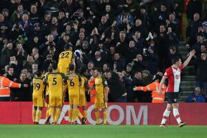 Southampton v Brighton and Hove Albion Premier League 31JAN18