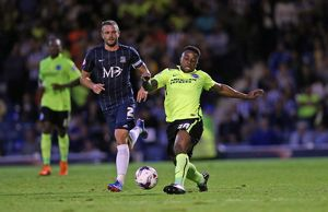 Southend United v Brighton and Hove Albion Capital One Cup 11/08/2015