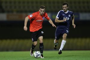 Southend United v U23 Brighton & Hove Albion Checkatrade EFL Trophy 30AUG16