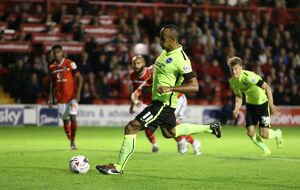 Walsall v Brighton and Hove Albion Capital One Cup 25/08/2015
