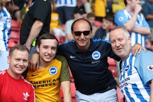 Watford v Brighton and Hove Albion Premier League 26AUG17