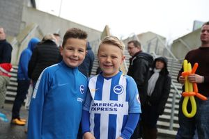 Young Seagulls Christmas Party Amex 03DEC17