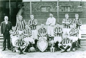 1901/02 Division Two champions