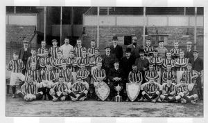 1901/02 team group