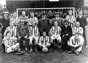 1912 FA Cup Finalists