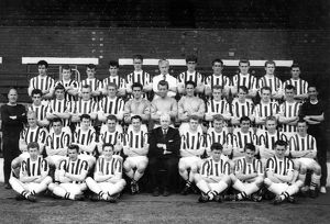 1961/62 Albion playing staff