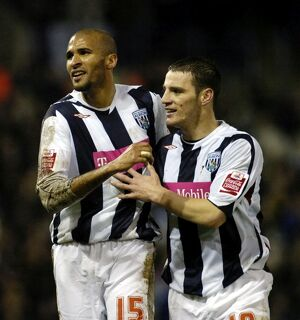 Albion celebrate 3 more points