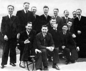 Albion's 1948/49 promotion winners