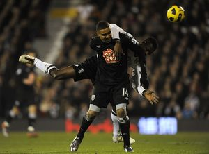 <b>04-01-2011 v Fulham</b><br>Selection of 5 items
