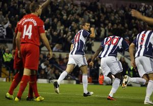 Capital One Cup - Third Round - West Bromwich Albion v Liverpool - The Hawthorns