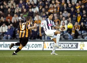 Curtis Davies clears