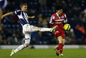 FA Cup - Third Round Replay - West Bromwich Albion v Queens Park Rangers - The Hawthorns